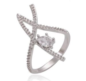 Abstract Love, Clear CZ