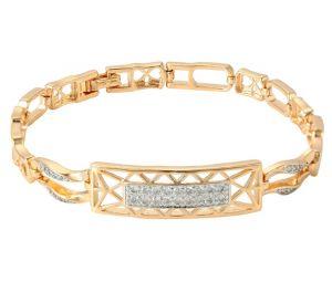 Delicate Elegance Bracelet, Clear CZ