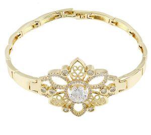 Fabulous Princess Bracelet, Clear CZ