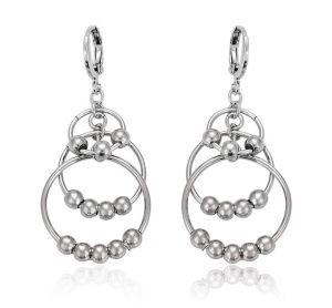Love Circles Earrings