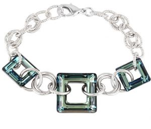 Radiant Green of the Passion Bracelet