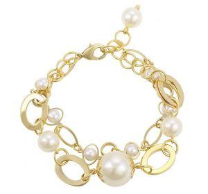 Wonderful Elegance Bracelet, Pearl